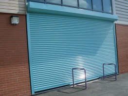 Security Roller Shutters for Windows & Doors with Manual or Automatic Operation - Cardea Solutions (UK) Ltd