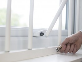 Commonly used for commercial and residential applications, Removal Security Window Bars are ideal where the removal of the security bars is occasionally required.