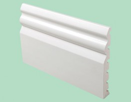 OG1255 - 125mm Ogee Architrave - Skirting image