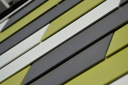 Cembrit Cover fibre cement decorative rainscreen cladding - Cembrit Ltd