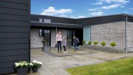 Cembrit Plank fibre cement weatherboard image