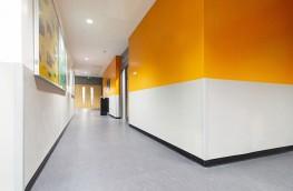 Acrovyn SCG Series Stick-on Corner Guards - Construction Specialties (UK) Ltd
