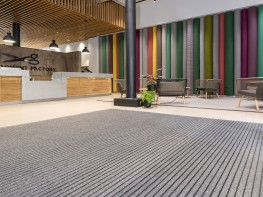 Pedimat Ultra - Aluminium Entrance Matting System image