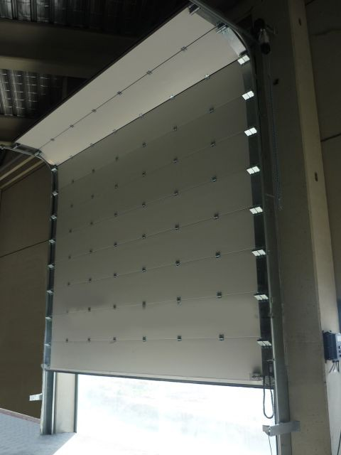 Acoustic Roller Shutter Door 31 44 Rw Db By Custom Audio