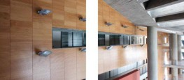 I-Acoustic Timber Panel System image