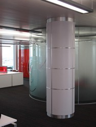 The Circa range of circular pre-formed ply column casings provide probably the simplest, quickest and most cost-effective method of enclosing structural steel columns within buildings. Covering diameters from 250mm to 1000mm, our Circa column casing range is ...