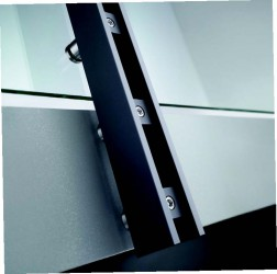 CUBE is the distinctive member of the icon modular handrail and balustrade product range. The system is derived from the desire to specify an alternative to tubular balusters whilst adhering to the strict philosophy of highly engineered, non-fabricated solutio...