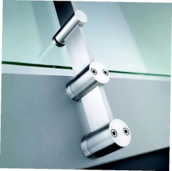 EDGE is the latest member of the icon modular handrail and balustrade product range. As with icon CUBE, the system is derived from the desire to specify an alternative to tubular balusters whilst adhering to the strict philosophy of highly engineered, non-fabr...