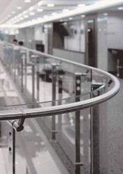 Handrail Design are the UK's exclusive distributors for this definitive Danish handrail & balustrade system and work closely with UK based Architects and Specifiers on schemes both inside and outside the United Kingdom. For Architects outside the U.K. please c...