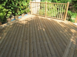 Lunawood Concealed Decking Clip - Hoppings Softwood Products