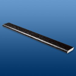 Window Finishing Trims 8mm x 6mm Edge Fillet image