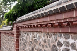 Solid or perforated.  50mm, 65mm or 73mm