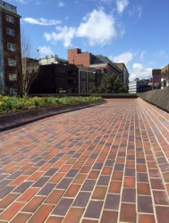Ketley Quarry Tiles, sometimes known also as paving tiles, are available in a range of natural clay colours and offer similar performance to traditional quarry tiles.  For restoration projects our Quarry Tiles offer a very good match to the Hawkins Quarry tile...