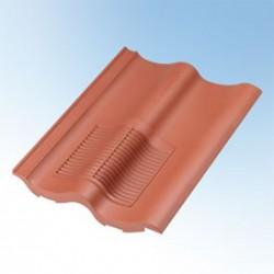 Venduct Double Pantile Profile-Line Tile Vent image