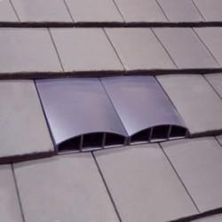 Profile-Line® Twin Plain Tile Vent image