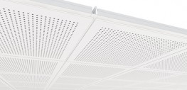 Linear - Perforated Ceiling Panels & Tiles image