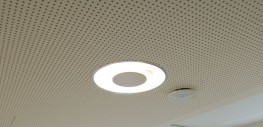 Solopanel - Perforated Ceiling Panels & Tiles image