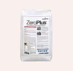 ZeroPlus Mortar is a mix of fine-ground sand, cement and other ingredients specific to Porotherm use:¥ Mixed locally to laying, it allows for thin joints which still achieve full strength after 24 hours¥ Unlike traditional mortar, which is often limited t...