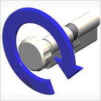 Restrictive Movement Cylinder image