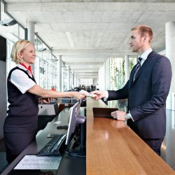 Visitor Control image