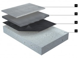 Roof membranes find the best solution for your project for Polymer roofing