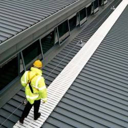 WalkSafe roof walkway systems - Secret-fix roofs image