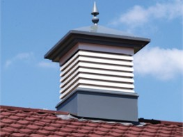 The WINDCATCHER HERITAGE is an energy free natural ventilation system encompassing the benefits of both top-down and passive stack ventilation. The system consists of an external louvre bank protected internally by an anti-bird mesh and internally divided. In ...