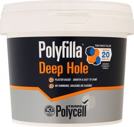 Deep Hole Polyfilla image