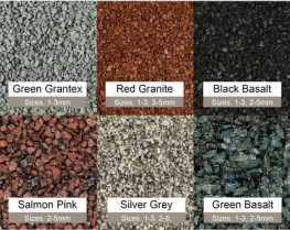 Resin Bonded Aggregates image