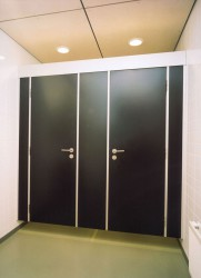 Standard dimensions wall elements (differences are possible, with the exception of the thickness).