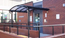 Our most popular design of Entrance Canopy the Uxbridge can be supplied with 2 or more columns and either free standing or wall supported and is clad in solid sheet polycarbonate The Uxbridge Polycarbonate Entrance Canopy is our most popular standard design o...
