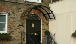 Uxbridge Wall Mounted Entrance Canopy image
