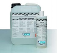 Safely and effectively removes heavy build-up of bonded inorganic contaminants including limescale and metal oxides from glass, ceramics, vitreous enamel and other vitreous surfaces.