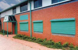 Insurance approved security shutters tested to Loss Prevention Standard 1175-1 (LPS 1175-1)....