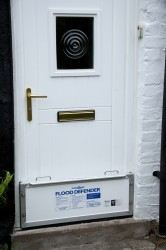 Flood Defender Barrier - Single Door - Flood Angel