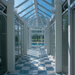 Large Span Portal Conservatory image