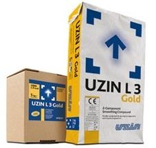 UZIN L3 Gold Rapid Drying Smoothing Compound image