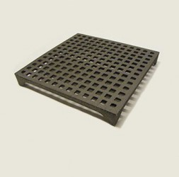 Grid9 Air Brick - Cast Iron Air Brick Company