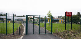 LOCKMASTER SWING GATES - CLD Fencing Systems