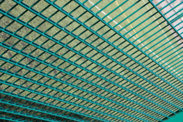 CLD has developed the heavy duty ïDulok ReboundÍ welded steel wire mesh panel, to complement the existing ïDulok SportsÍ welded steel wire mesh panel system. This is widely used in multi-use games areas (MUGAÍs), where previously plywood boards, prison me...