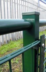 SPORTS RAIL - CLD Fencing Systems