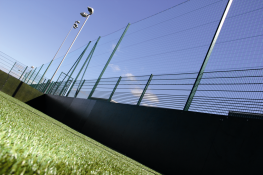 BALLSTOP NETTING - CLD Fencing Systems