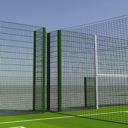 SPORTS PITCH FENCING SYSTEMS image