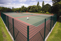 SPORTS PITCH FENCING SYSTEMS - CLD Fencing Systems