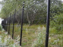 ACTIVE ANTI-INTRUDER - CLD Fencing Systems