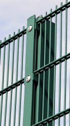 DULOK-25 - Fixed Barriers - CLD Fencing Systems