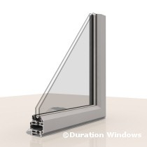 The Royale Putty-line is one of the slimmest thermally broken aluminium windows on the market. Designed specifically to replace traditional putty glazed steel windows - featuring a 45¡ putty-line detail, they look almost identical to the windows they replicat...
