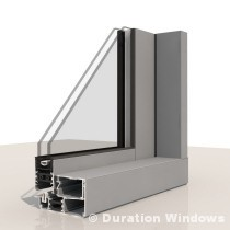 The Duraslide 1000 is a single track residential aluminium sliding patio door system, designed for replacing traditional aluminium patio doors. It can be installed into a timber subframe or direct to brick. It has a modern design that is highly secure and achi...