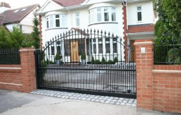 Eagle Residential Sliding Gate EAGSLG001 image