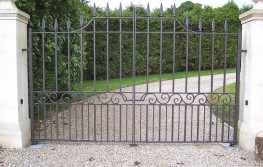 Eagle Residential Swing Gate EAGRSG003 image